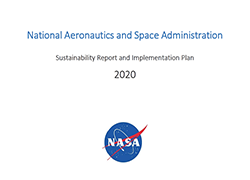 NASA Sustainability Report and Implementation Plan for 2020