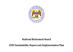 Railroad Retirement Board for 2020