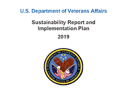 VA Sustainability Report and Implementation Plan for 2019